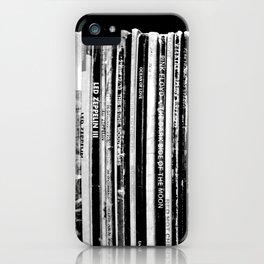 Vinyl Records iPhone Case