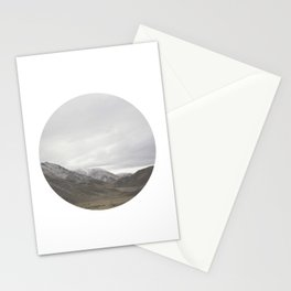 Lindis Pass II Stationery Cards
