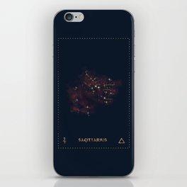 Sagittarius Constellation iPhone Skin