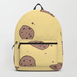 yellow cookies Backpack