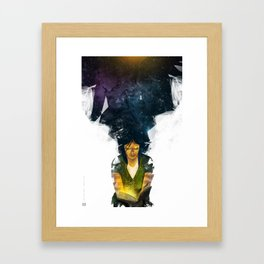 Catherine Framed Art Print