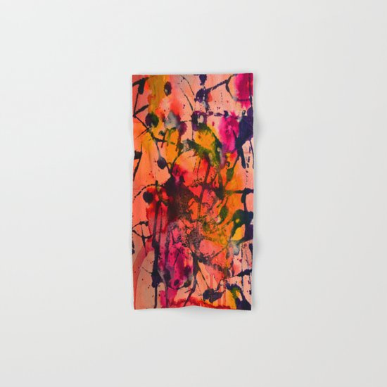 Summer Fling Hand & Bath Towel