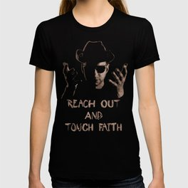 Reach Out And Touch Faith T-shirt