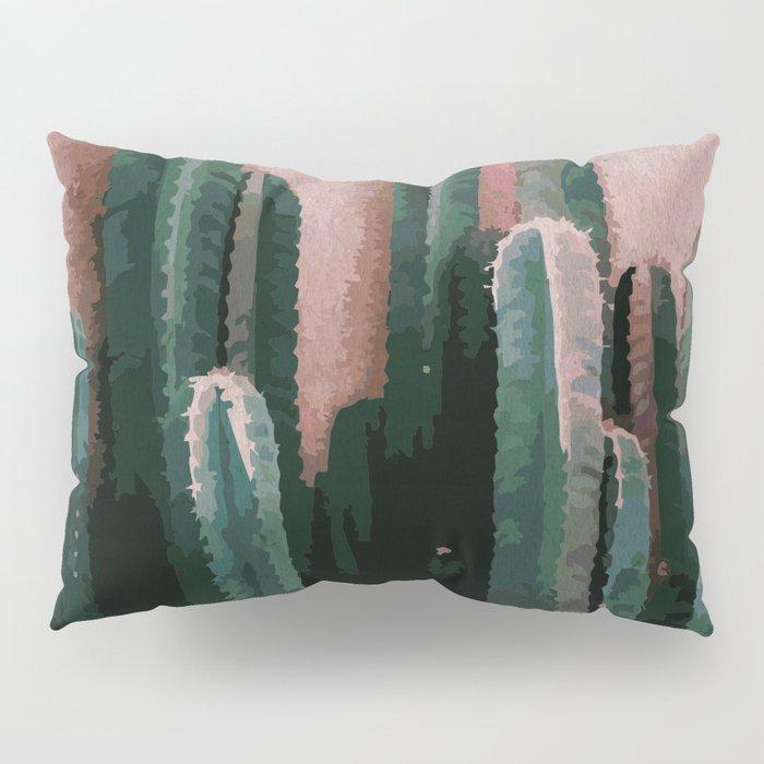 Cactaceae Pillow Sham