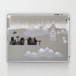 U.F.O. Laptop & iPad Skin