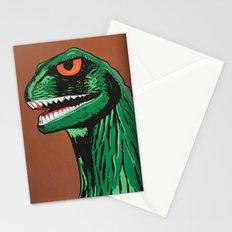 Tiki Monsters Of Mass Destruction Stationery Cards