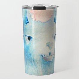 Blue Llama Travel Mug