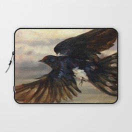 Blue Wings Laptop Sleeve
