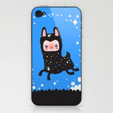 Run alpaca, run! iPhone & iPod Skin