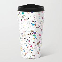 Colours Metal Travel Mug
