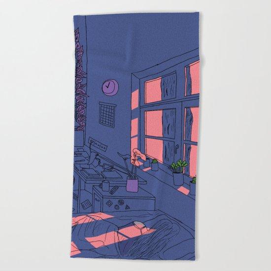 Arte Nº 5 Beach Towel