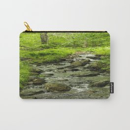 By the Creek Carry-All Pouch