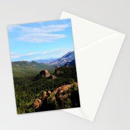 Watercolor Landscape, Lost Creek Wilderness 32, Colorado Stationery Cards