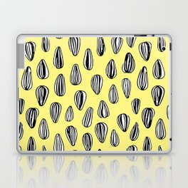 sunflower seeds Laptop & iPad Skin