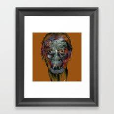 BoB, serial Killer Framed Art Print