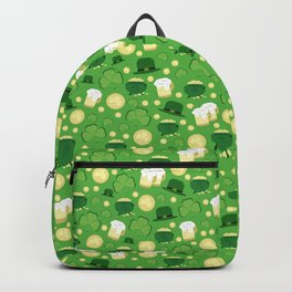 Saint Patrick's Party Backpack