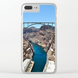 Hoover Clear iPhone Case