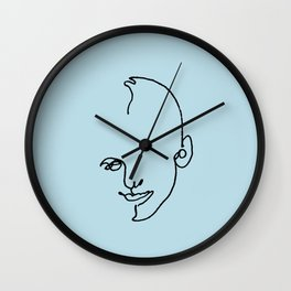 The Son oneliner Wall Clock