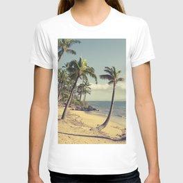 Maui Lu Beach Kihei Maui Hawaii T-shirt