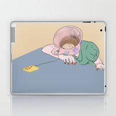 I SHOULD HAVE HAD THE COFFEE Laptop & iPad Skin