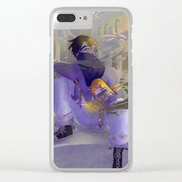 Djinn Clear iPhone Case