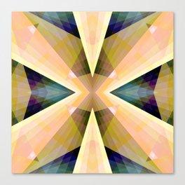 Geometric Mandala 03 Canvas Print