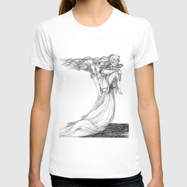Letter Z T-shirt