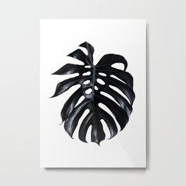Palm Leave Metal Print