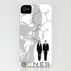 Bones  iPhone (4, 4s) Slim Case
