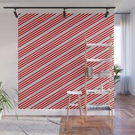 Carnival Stripes Wall Mural
