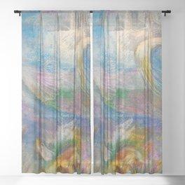 Fairy Fantasy Sheer Curtain