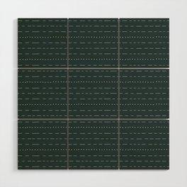 Coit Pattern 49 Wood Wall Art