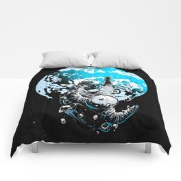 The Lost Astronaut  Comforters