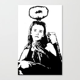 An Angel Named Rachel Corrie Canvas Print