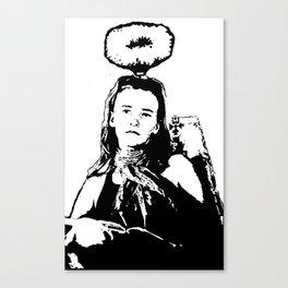 An Angel Named Rachel Corrie Canvas Print