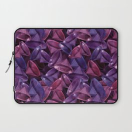 Gems . Alexandrite and Rubies . Laptop Sleeve