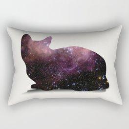 Willow the Galaxy Cat! Rectangular Pillow