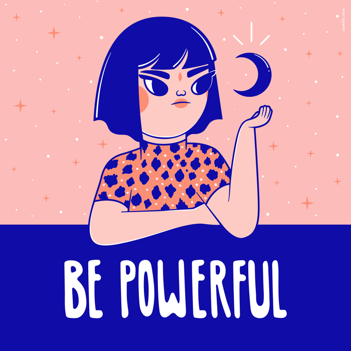 Be Powerful Comforters
