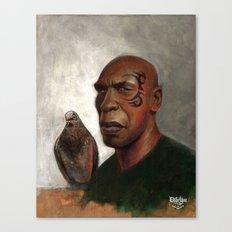 IRON PIGEON  Canvas Print