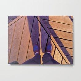 Deck Dreams Metal Print