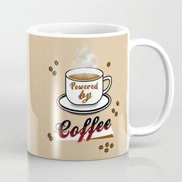 Powered By Coffee! Coffee Mug