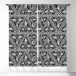 Triangle Bandana Blackout Curtain