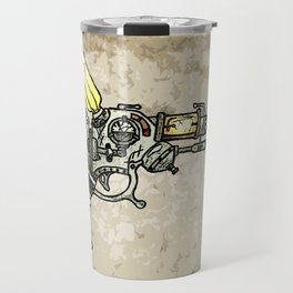 Raygun this is not a pipe Travel Mug