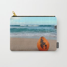 Coconut on the Beach Carry-All Pouch