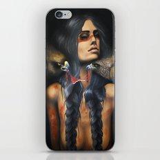 Running Eagle iPhone & iPod Skin