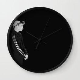 Eggsy 9 Wall Clock