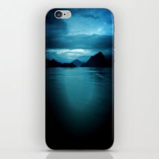 Into the Abyss iPhone & iPod Skin