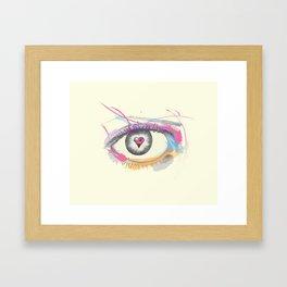 Techni Framed Art Print