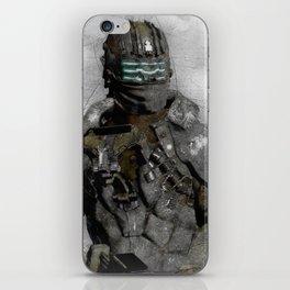 Dead Space 3 iPhone Skin