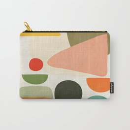 Modern Abstract Art 71 Carry-All Pouch